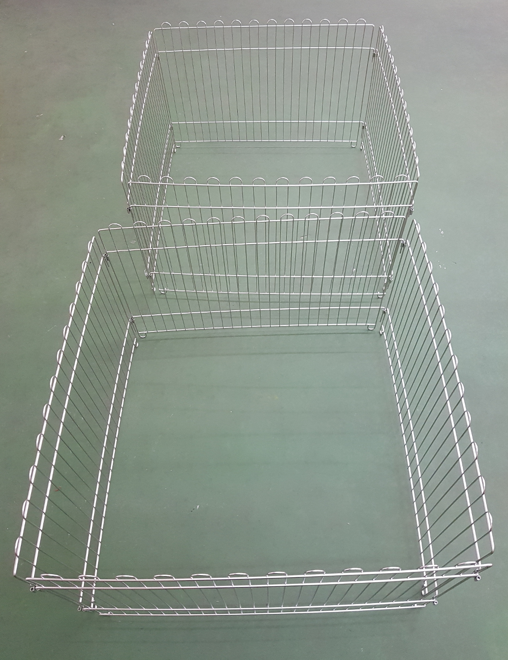 Stainless Steel Pet PlayPen 3feet x 2feet x 8pcs 304 Material